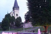 Bardejov,krásne historické mesto zo svojimi nezabudnuteľnými zákutiami a tiež  Bardejovské kúpele / Miesta a krajiny,ktoré som navštívila.