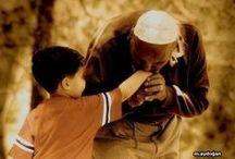 İslam Dünyası ( Mekke Kabe Medine Kudüs )
