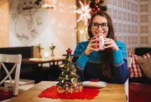 Świąteczna GALICJANKA / GALICJANKA w Bożonarodzeniowym wystroju