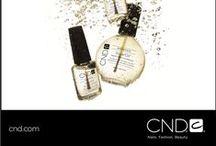 CND PRODUCTS / prodotti nail care & beauty