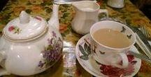 Tea Room Menu