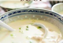 Soups and Salads / Perfect for fall and winter! Easy weekday meals. Sweet and savory soups and salads recipes.