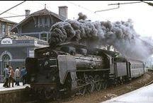 Tarihi Tren yollarımız