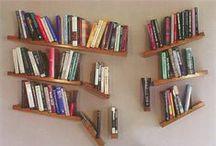 Accessories - Shelves / by Barbara Levitz