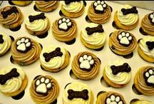 Animal Cupcakes / Ideas for Cupcake Day for the RSPCA 2015