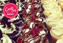 RSPCA Cupcake Day 2014 / I baked and sold 900+ cupcakes over 2 weekends in August 2014 and raised $2101.50 for RSPCA Qld.