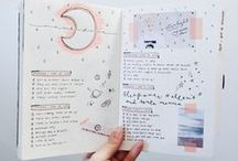daily diary / bullet journal