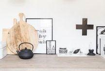 KITCHEN / Scandinavian kitchen