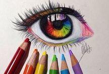 Color or Doodle / by Barbara Levitz