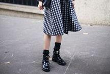 s t r e e t   s t y l e / minimal street style looks