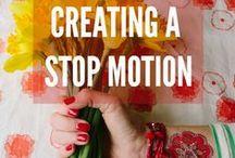 Investigando_Stop Motion Studio_3B / Facer unha curación de contidos sobre a devandita app
