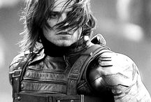 Captain America ❤️ / You will see a lot of Bucky (Sebastian Stan)