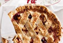 Pies / Easy to follow pie recipes! Great for fall and Thanksgiving! Pumpkin, chocolate, pecan and many more!