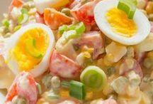 Salat aus dem Thermomix® / Salatglück aus dem Thermomix®, Thermomix®-Salate, Rohkostsalate, Rohkost Thermomix ®, Thermomix®-Salat, Nudelsalat, Salat-Rezept Thermomix®, Salad Thermomix®, TM5 Salat, Salatrezepte Thermomix®, TM31 Salat