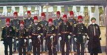 Osmanlı Harbiyesi & Mektebi ve Askerleri