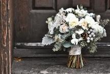 *Winter Wedding Bouquets*