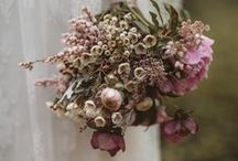 *Vintage Chic bouquets* / Wedding bouquet inspiration for vintage chic styles