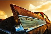 Rusted Rides / by Chad