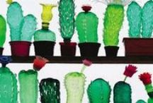 Eco-green and craft Ideas / DIY design, craft process, material recycling, hand-made products