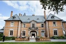 """Cairnwood Estate / """"Cairnwood is a historic home located adjacent to the Glencairn Museum in Bryn Athyn, Montgomery County, Pennsylvania. It was designed by the noted architectural firm of Carrère and Hastings and built in 1895"""""""