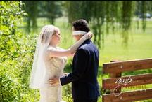 First Look Ideas / Wedding photography