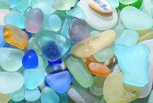 Beach Glass / by Jill Sena