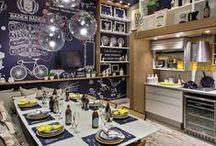 Cozinhas e Áreas Gourmet / Cozinha e àrea gourmet