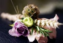 *Ivory Flowers Buttonholes* / A selection of buttonholes and corsages designed and created by Ivory Flowers in Bristol. To book a free consultation to discuss your special day with us please call 0117 9533892