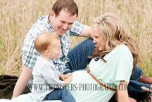 Maternity Pictures with Kids