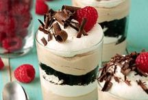 Puddings, Parfaits & Such