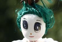 Lemniko Soft Toys / Handmade cloth dolls