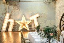 Wedding Theme Industrial Chic