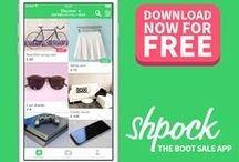 How to Shpock / Download the Shpock app for free to your Android or iOS device today and discover how awesome it can be to buy and sell used things! #Bootsale #Secondhand #App #Free