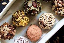 healthy snacks / recipes