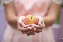Peach / Wedding Ideas / by Dezign Shop