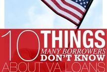 Military VA Loan