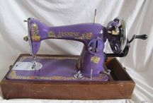 Sewing machines / Loving the old stuff!!