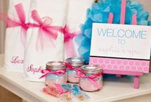 Bridal Showers / Ideas and tips for planning or hosting a bridal shower