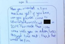 KIDS TIMECAPSULES / Kids wishes, memories and questions for the future