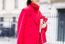 ohlalahydi // how to use #red / red details in fashion & interior