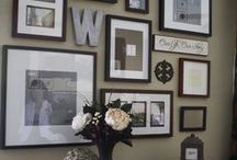 Pictures & Frame Ideas☀ / by Kelly Riley