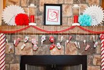 Christmas Memories / Tips and ideas for the Christmas season - food, decor, parties, desserts, and more