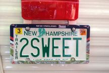New Hampshire live free or die / by Russell R. Sweet, Sr.