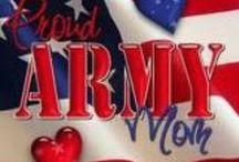 Proud Army Mom / by Kelly Riley