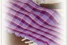 Labores de lana / Crochett,punto,costura