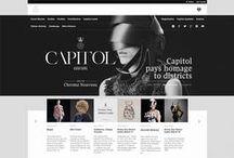 Webdesign Desktop / Webdesign on Desktop :)