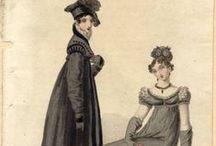 Regency fashion plates