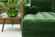 ohlalahydi #greens / Green is the rhing