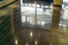 design surfaces / concrete design surfaces