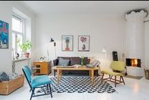Home - inspirations / living room